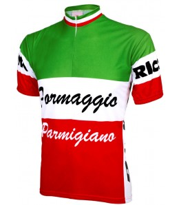 World Jerseys Formaggio Italia Team Jersey