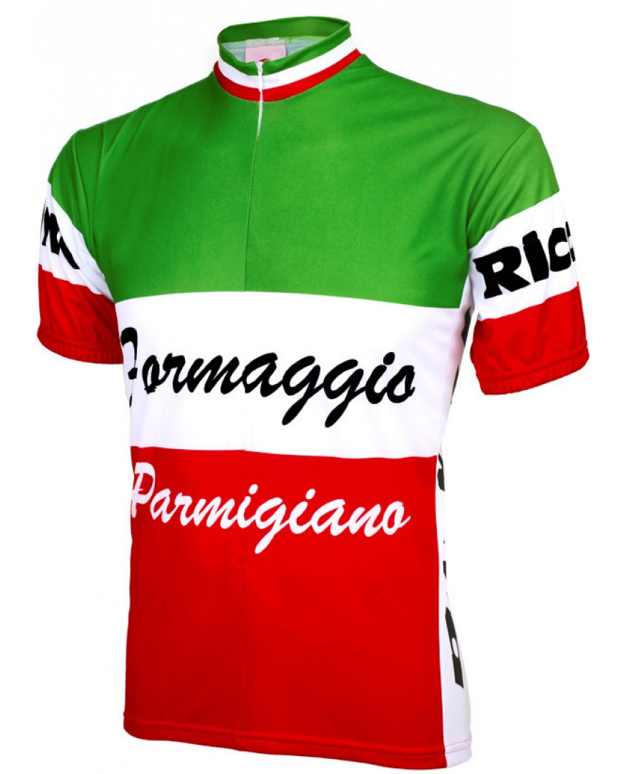 World Jerseys Formaggio Italia Team Jersey