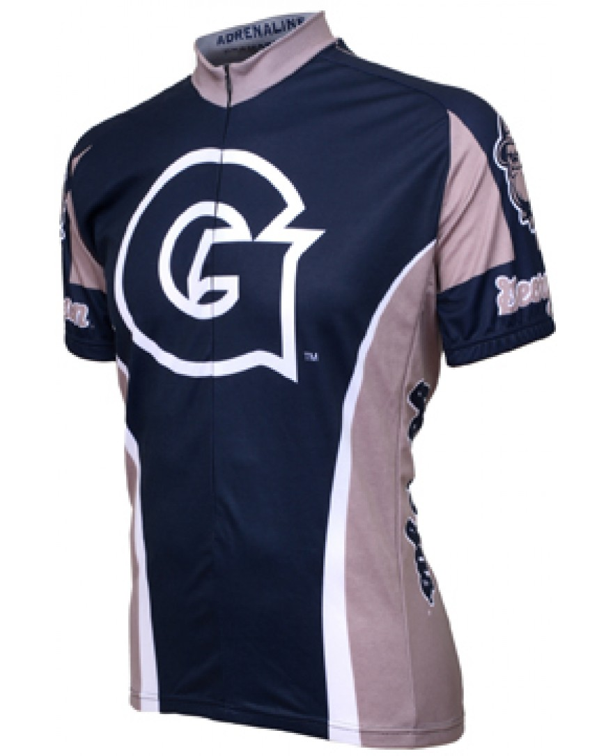 Georgetown Hoyas Cycling Jersey