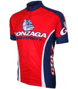 Gonzaga University Cycling Jersey