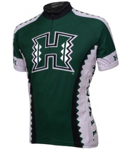 University of Hawaii Cycling Jersey