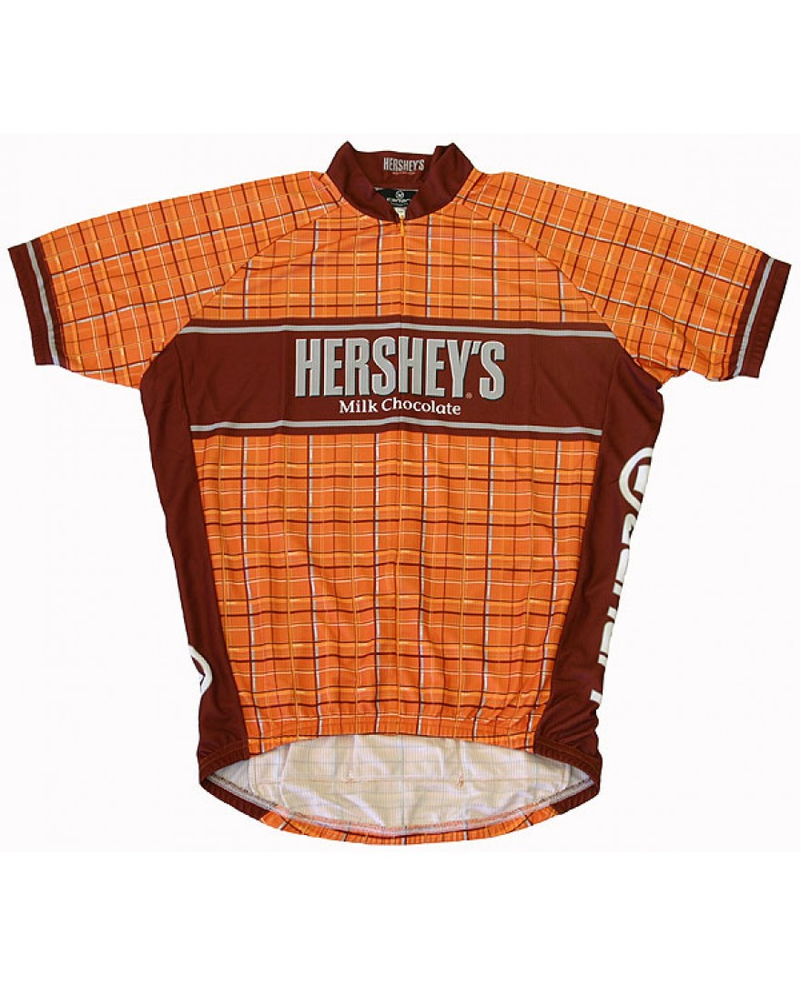 Canari Hersheys Mens Cycling Jersey Plaid