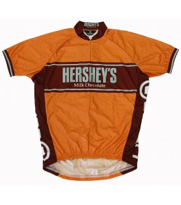 Canari Hersheys Mens Cycling Jersey Plain