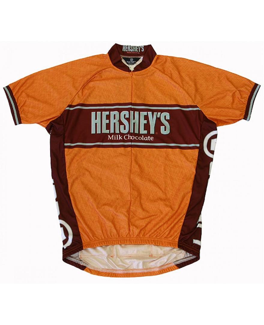 Canari Hersheys Mens Cycling Jersey Plain