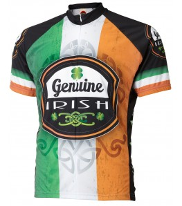 World Jerseys Ireland Team Cycling Jersey
