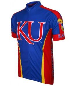 Kansas University Cycling Jersey