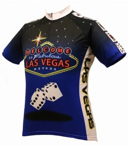 World Jerseys Las Vegas Cycling Jersey