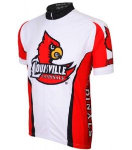 Louisville Cardinals Cycling Jersey