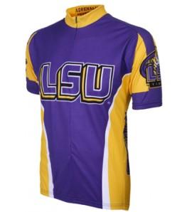 LSU Tigers Cycling Jersey