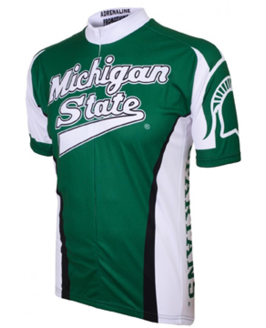Michigan State Cycling Jersey