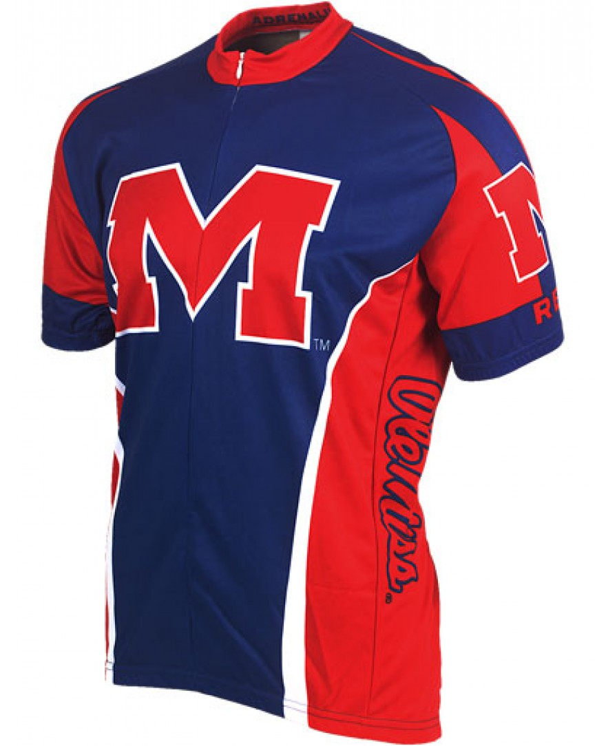 Mississippi College Cycling Jersey
