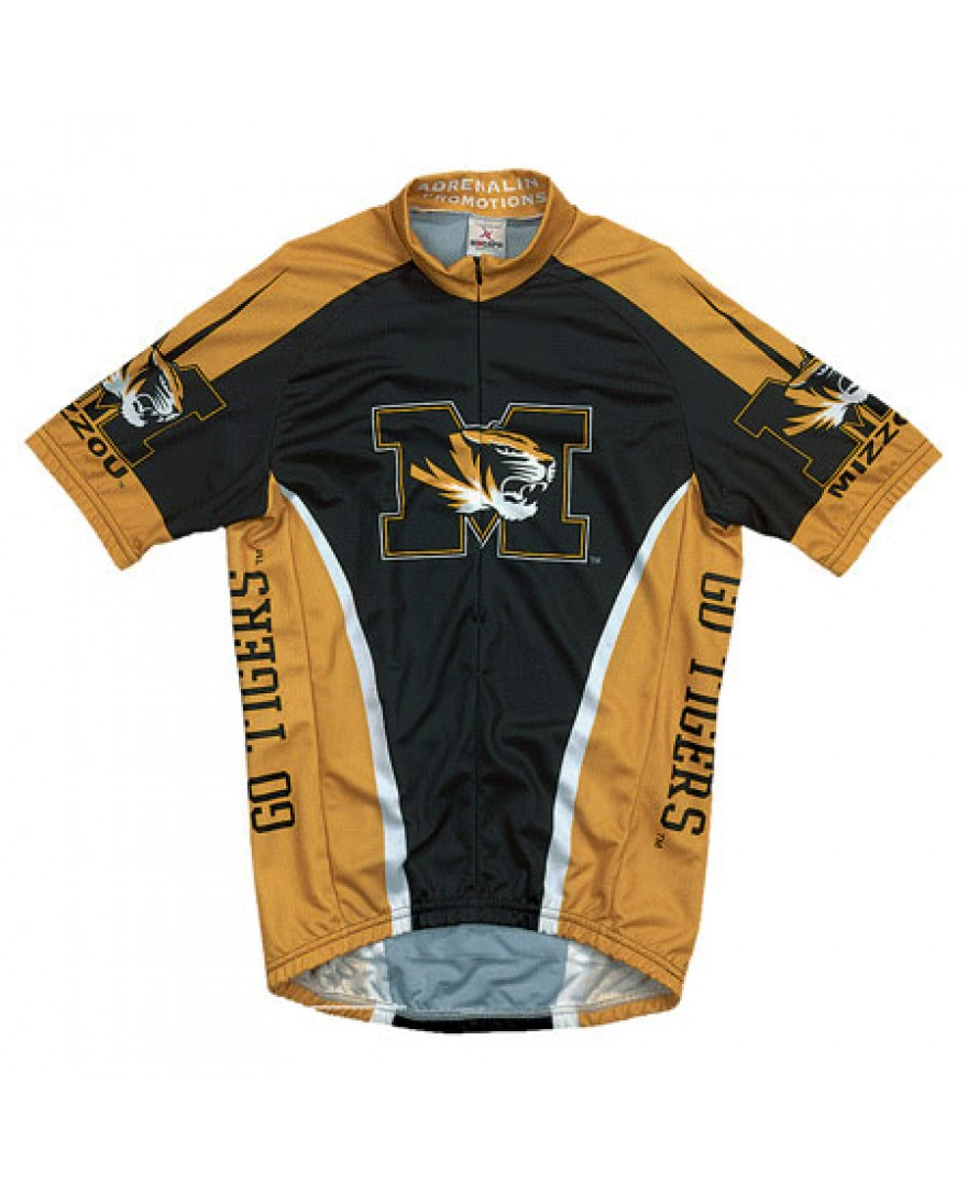 Missouri Tigers Cycling Jersey