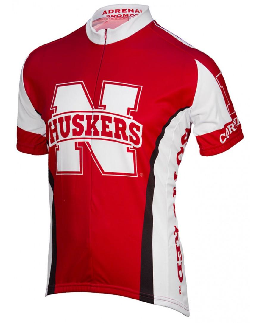 Nebraska Cornhuskers Cycling Jersey