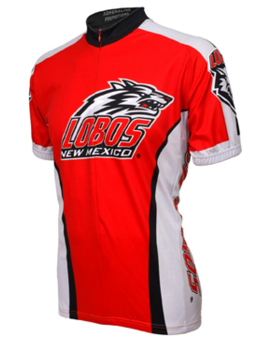 New Mexico Lobos Cycling Jersey