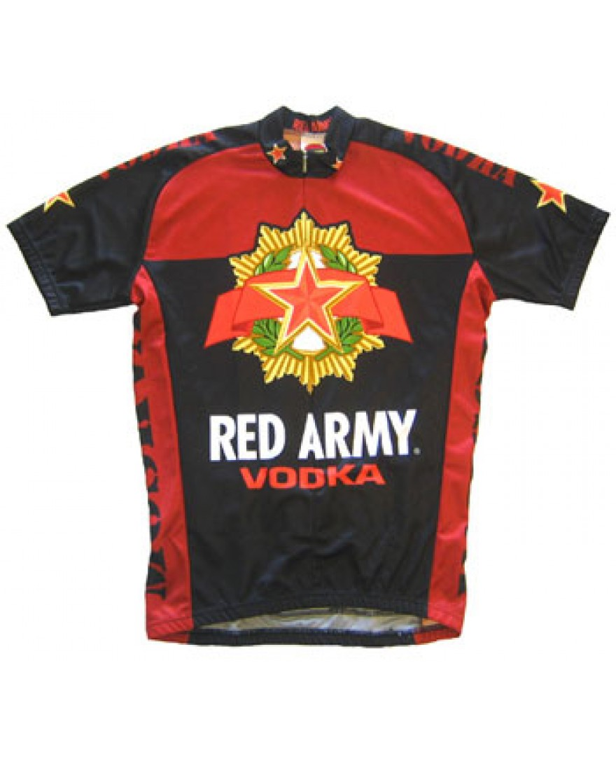 Red Army Vodka Mens Cycling Jersey