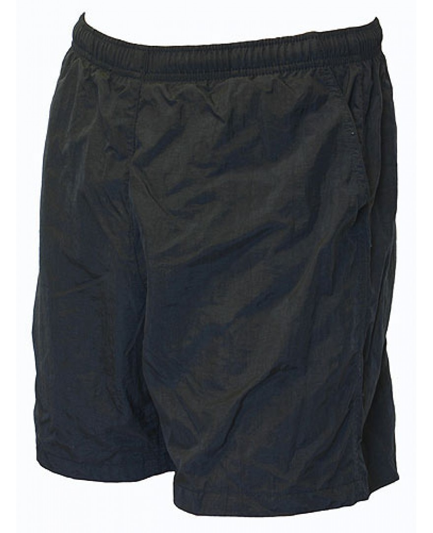 Womens Mountain Bike Black Shorts