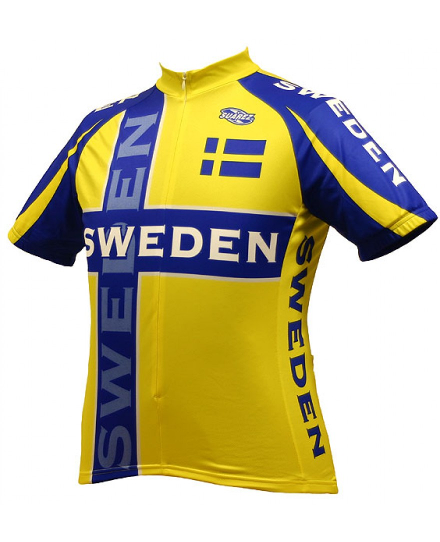 eCycle Sweden Team Mens Cycling Jersey