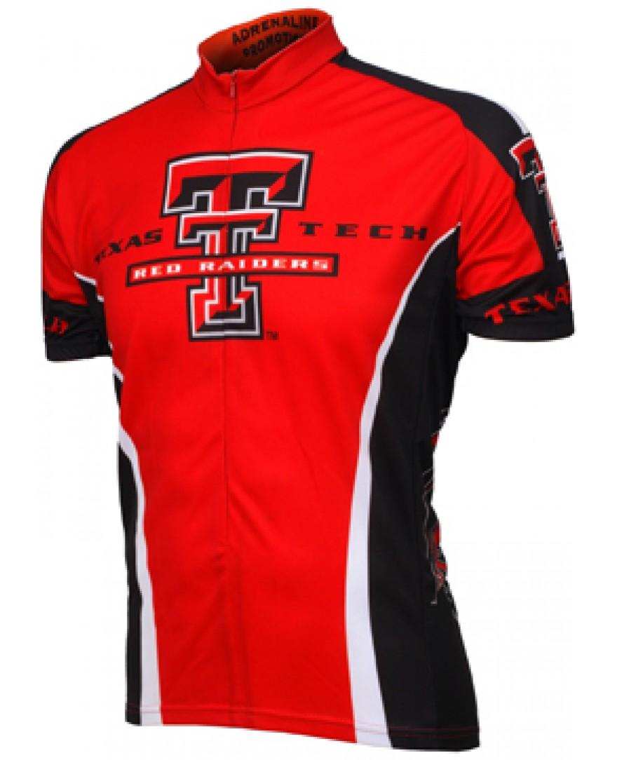 Texas Tech Cycling Jersey