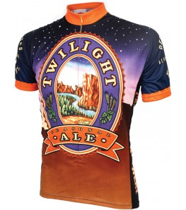World Jerseys Twilight Ale Mens Cycling Jersey