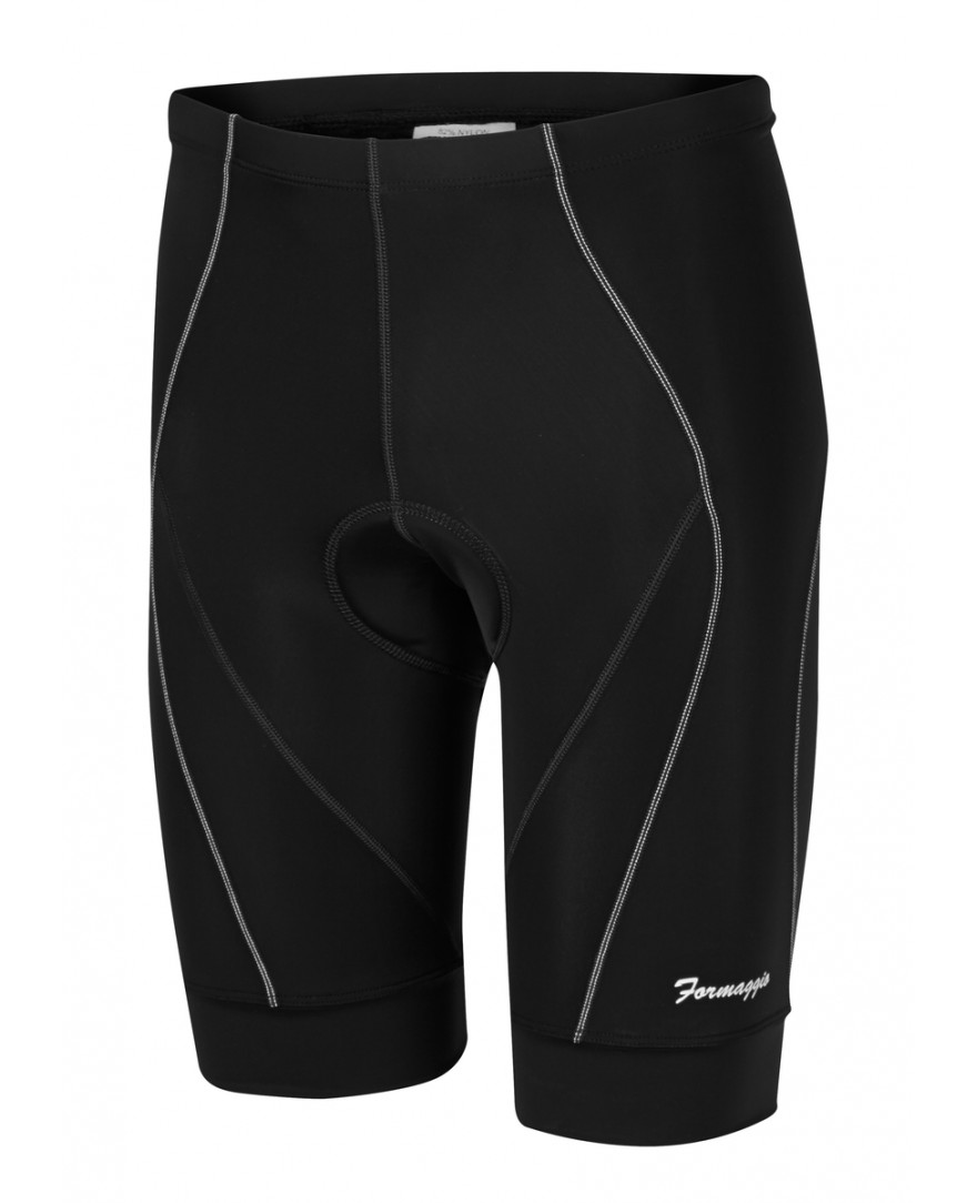 Formaggio Flatseam 10-Panel Lycra Cycling Shorts