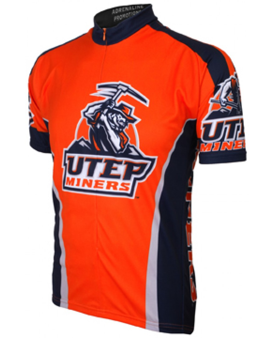 UTEP Mens Cycling Jersey