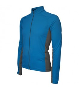Formaggio Whistler Winter Mens Cycling Jersey Blue