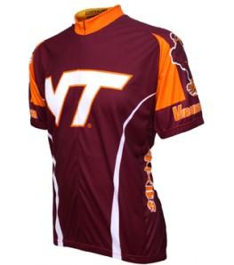 Virginia Tech Cycling Jersey