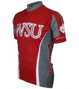 Washington State College Cycling Jersey