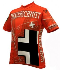 World Jerseys German Messerschmitt Cycling Jersey