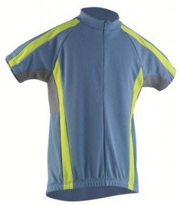 eCycle Youth Rider Jersey Blue