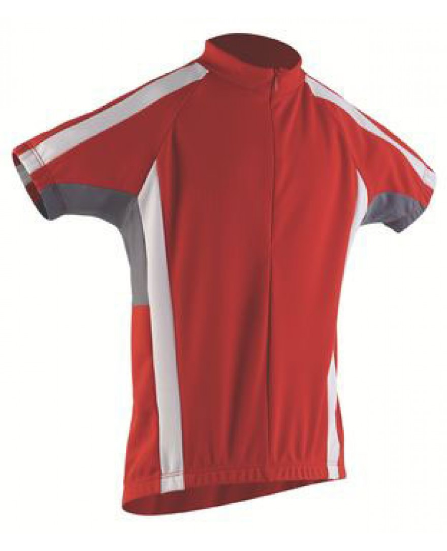 eCycle Youth Rider Jersey Red