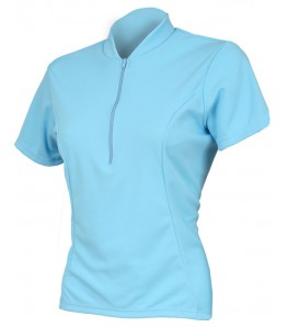 eCycle Womens Sky Blue Jersey