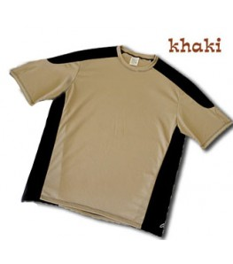 Outlaw Rowdy Mountain Bike Jersey Khaki