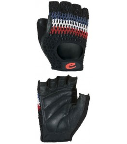 eCycle Crochet Glove Red/Wht/Blue