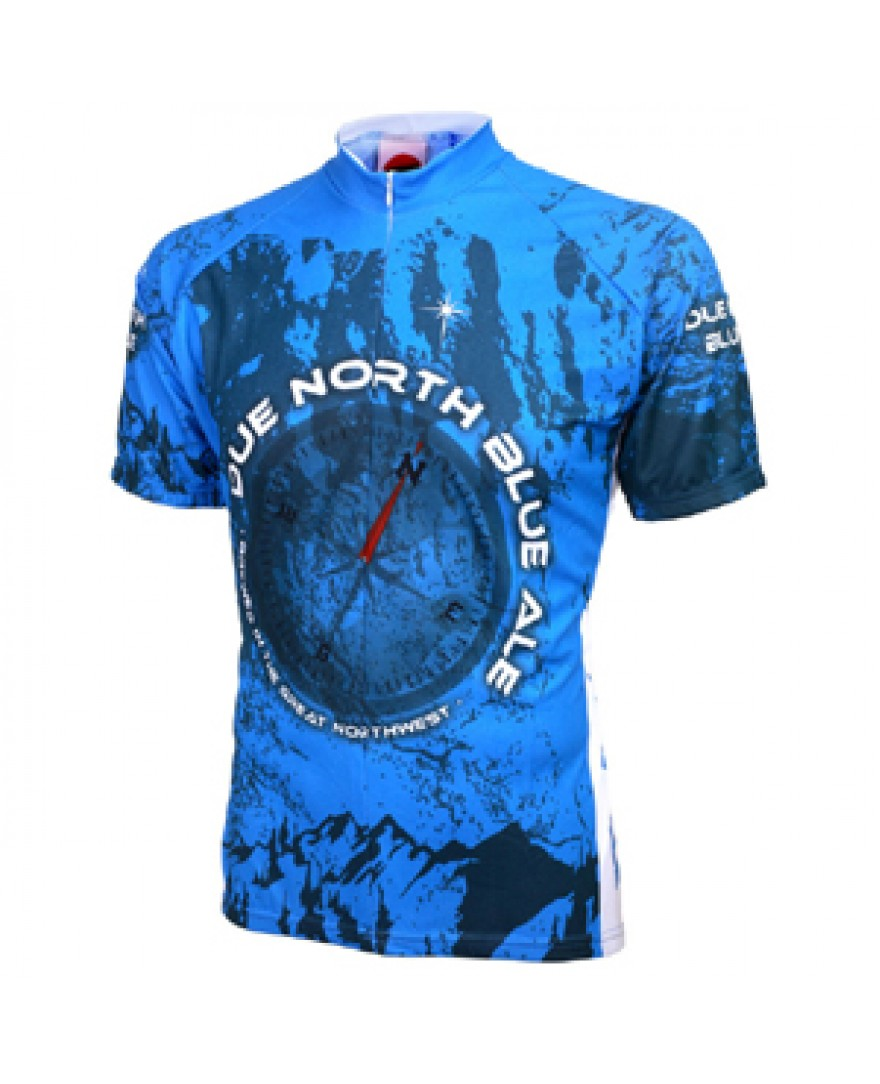 World Jerseys Due North Ale Cycling Jersey