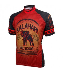 World Jerseys Kalahari Malt Liquor Cycling Jersey