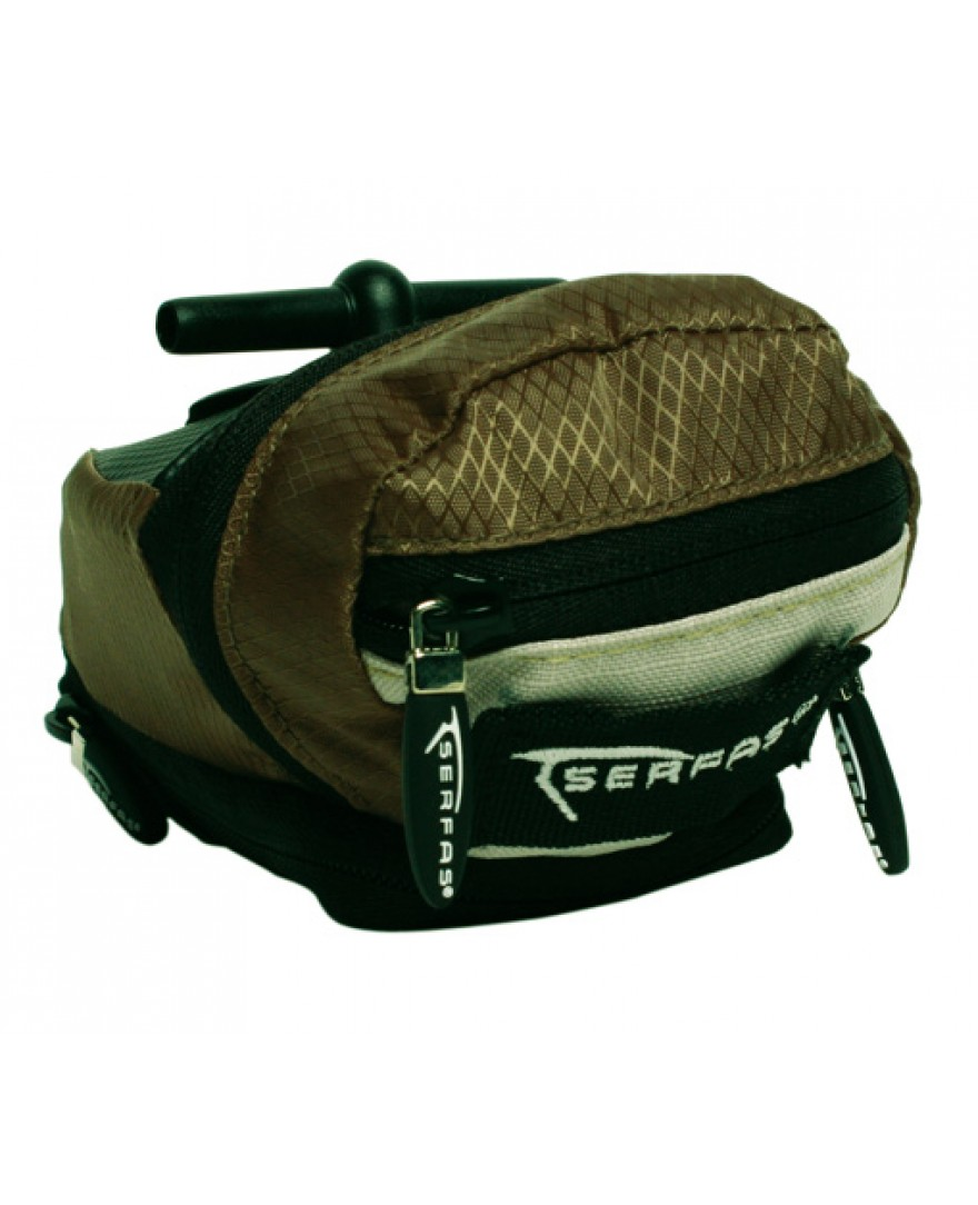 Serfas MTB-1QET Small Expandable Bag w/ Quick Release Mount