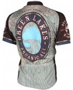 World Jerseys Green Lakes Organic Ale Mens Cycling Jersey