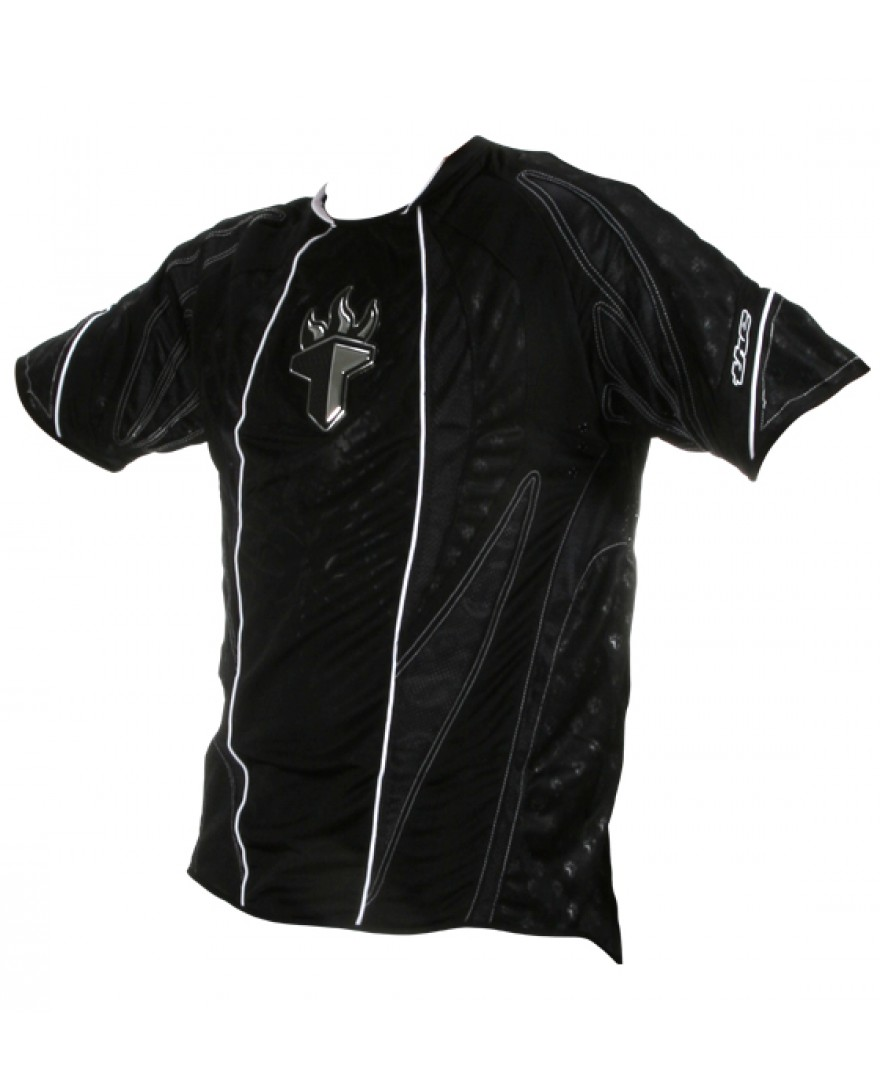 THE F1 Technical Mountain Bike Jersey Black
