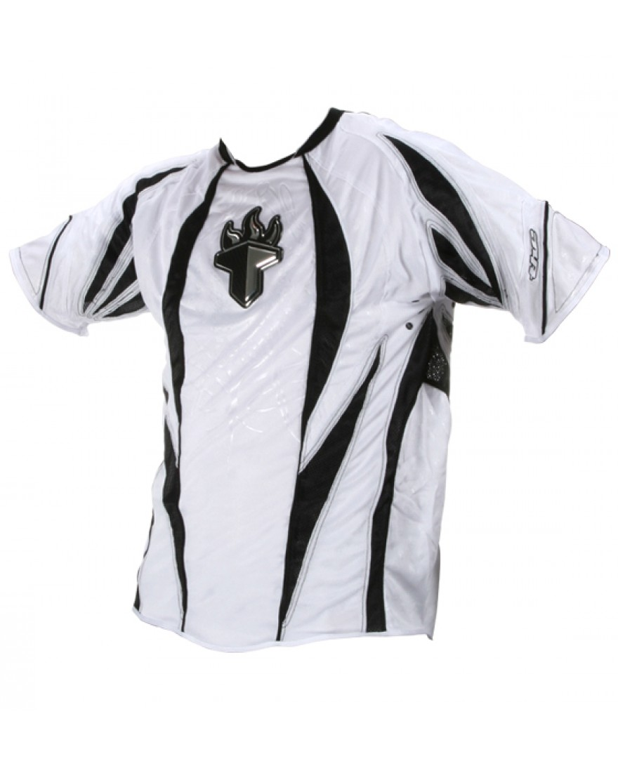 THE F1 Technical Mountain Bike Jersey White