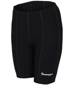 Formaggio Flatseam Womens 8-Panel Cycling Shorts