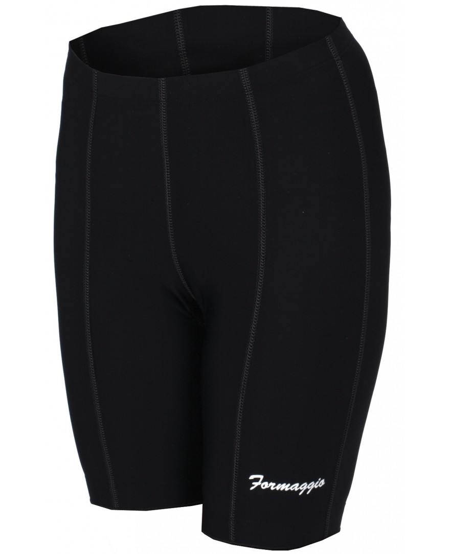 Formaggio Flatseam Womens 8-Panel Cycling Shorts
