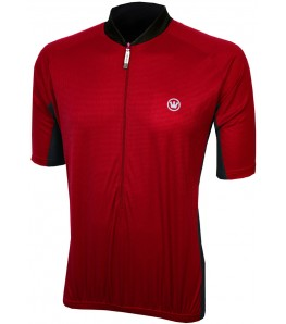 Canari Commuter Mens Cycling Jersey Red