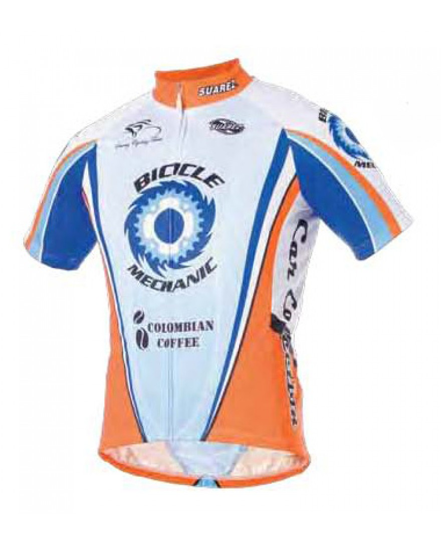 Vertigo Team Cycling Jersey