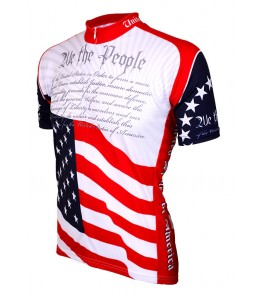US Constitution Mens Cycling Jersey