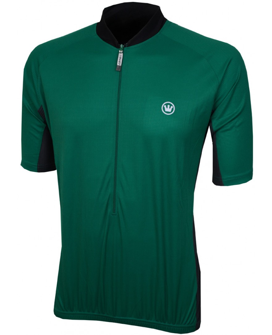 Canari Commuter Mens Cycling Jersey Green