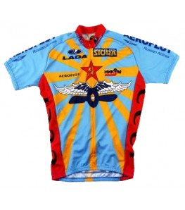 Soviet Air Force Mens Cycling Jersey