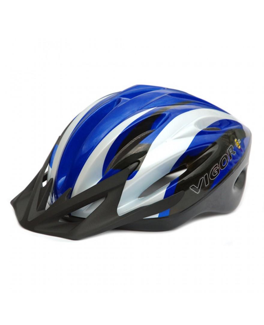 Vigor NOX Road Bike Helmet Blue