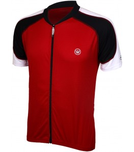 Canari Hammer Mens Cycling Jersey Red
