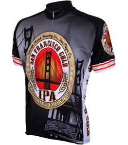 San Francisco Gold IPA Mens Cycling Jersey